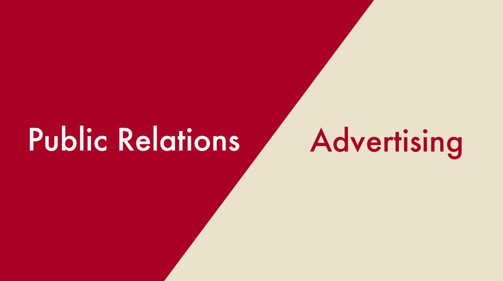 広報PRと広告の違い